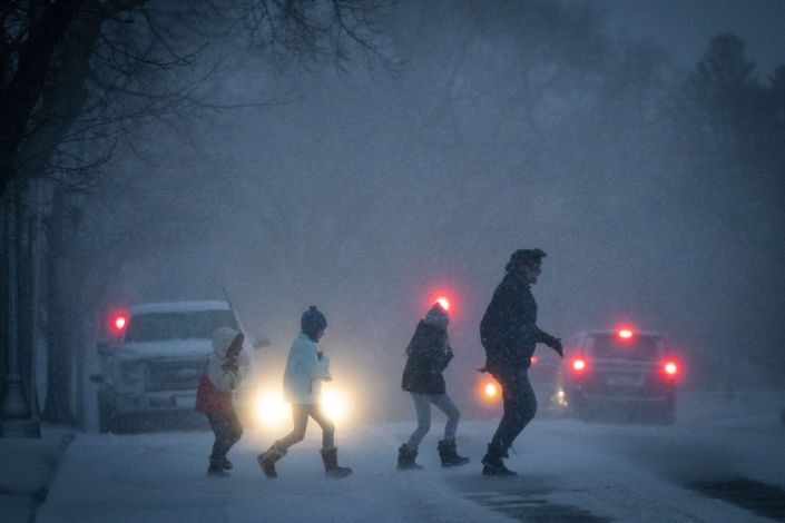Big Storm Threatens Holiday Plans Across The US