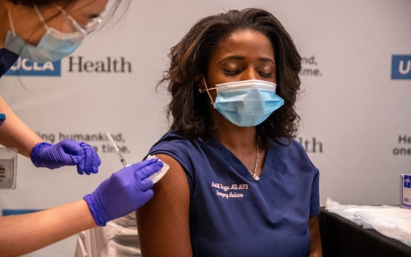At The Current Pace, It Will Takes 10 Years To Vaccinate Americans