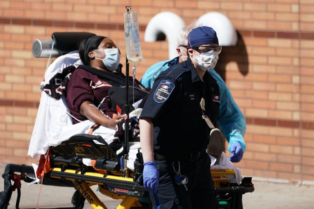 Black Community Undergoes More Covid Deaths