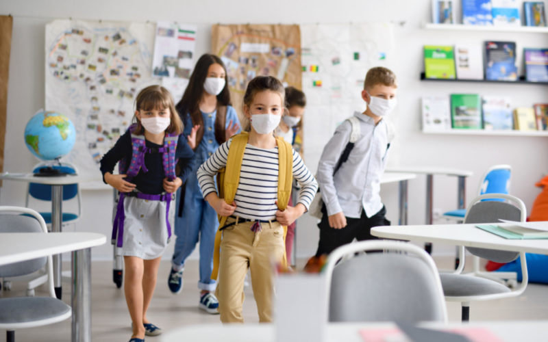 CDC-Study-Points-To-A-Lower-Spread-Of-Covid-19-In-Schools-Than-In-A-Larger-Community