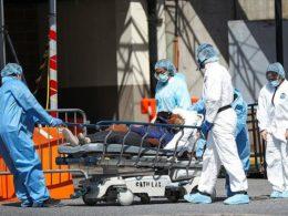 Coronavirus-Updates-US-Nears-400000-Deaths