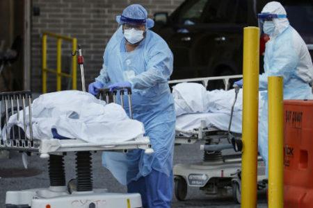 COVID-19: U.S' Death Toll Reaches 512,590