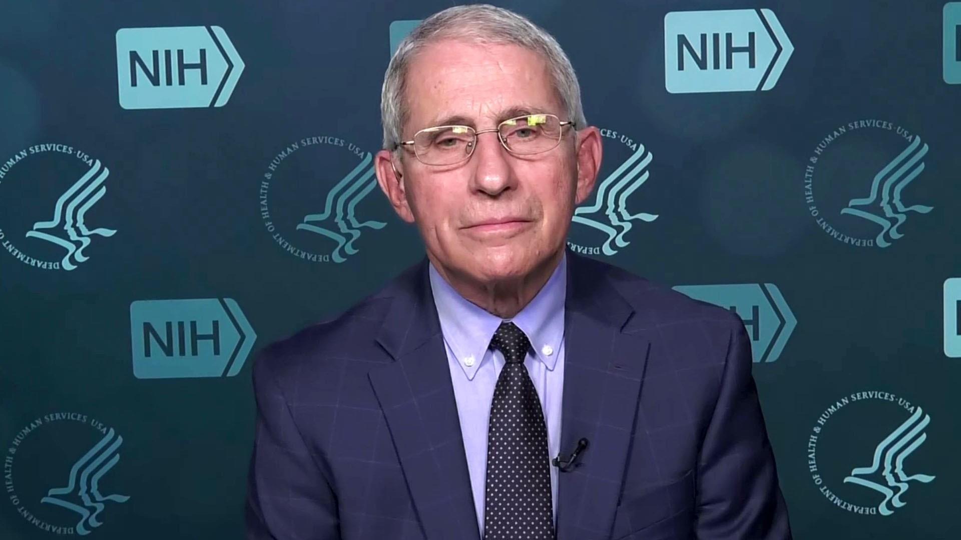 Fauci Hopeful Over Very Encouraging Trial Results Of New Covid Vaccines