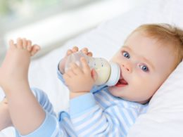 FDA Warns Of Potential Issues With Homemade Infant Formula