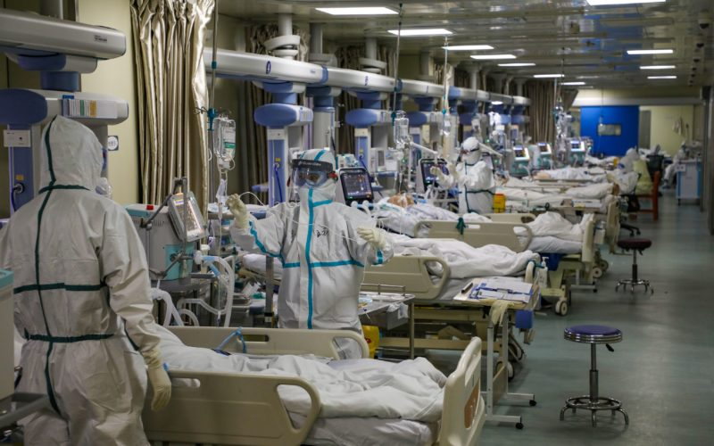 Los Angeles Hospitals Are Being Overwhelmed To Care For COVID-19 Patients