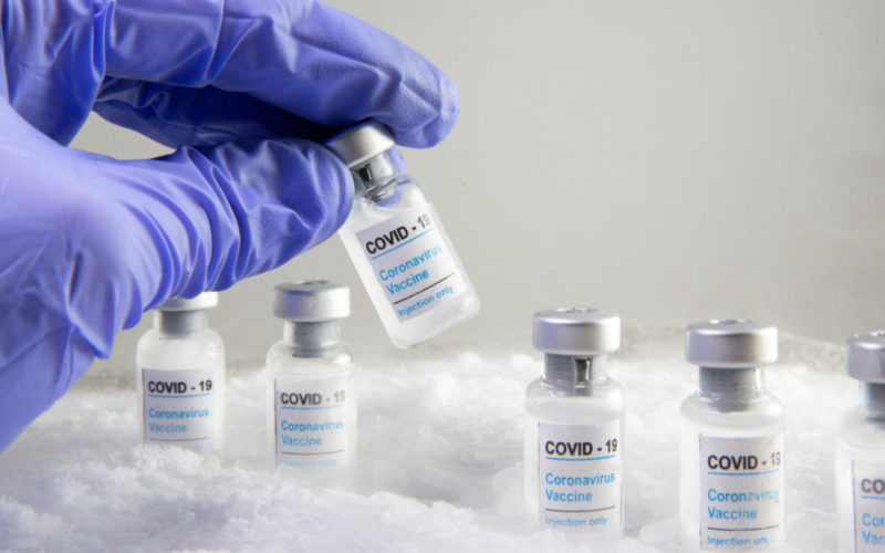 Winter Storm Procrastinates COVID-19 Vaccine's Second Dose For Good